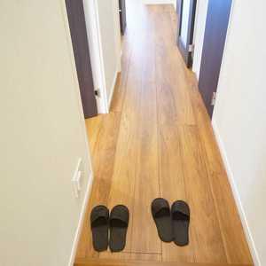 ライオンズマンション箱崎町(4階,5680万円)のお部屋の廊下