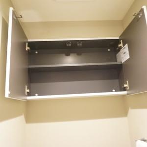 ライオンズマンション箱崎町(4階,5680万円)のトイレ