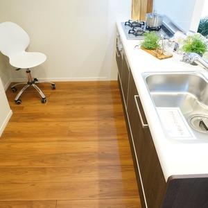 ライオンズマンション箱崎町(4階,5680万円)のキッチン