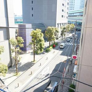 ライオンズマンション箱崎町(4階,5680万円)のお部屋からの眺望