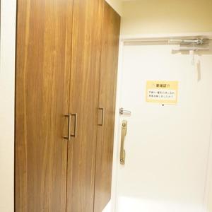 グラーサ東京イースト(3階,)のお部屋の玄関