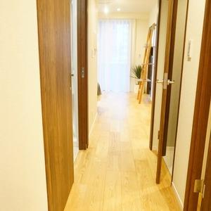 グラーサ東京イースト(3階,)のお部屋の廊下