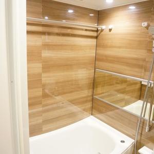 グラーサ東京イースト(3階,)の浴室・お風呂