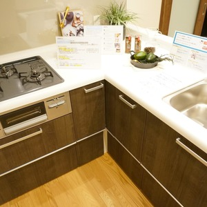 グラーサ東京イースト(3階,)のキッチン