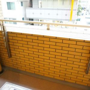 グラーサ東京イースト(3階,)のバルコニー