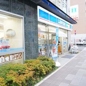 グラーサ東京イーストの周辺の食品スーパー、コンビニなどのお買い物