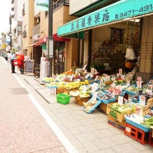 オープンレジデンス御殿山の周辺の食品スーパー、コンビニなどのお買い物