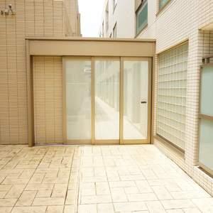 オープンレジデンス御殿山の入口・エントランス
