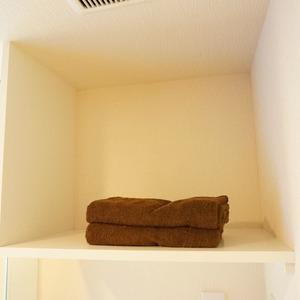 オープンレジデンス御殿山(2階,)の化粧室・脱衣所・洗面室