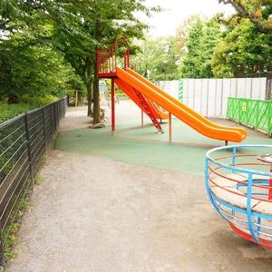オープンレジデンス御殿山の近くの公園・緑地