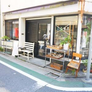 ラグジュアリーアパートメント若林CQのカフェ