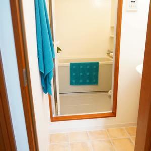 ラグジュアリーアパートメント若林CQ(2階,)の化粧室・脱衣所・洗面室