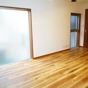 ラグジュアリーアパートメント若林CQ(2階,)のリビング・ダイニング