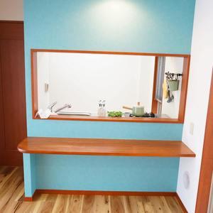 ラグジュアリーアパートメント若林CQ(2階,)のキッチン