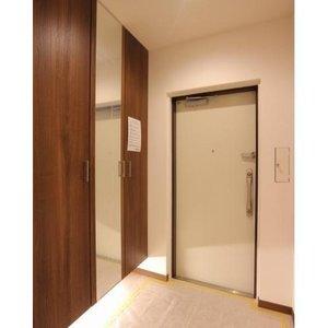 ドミール世田谷(2階,)のお部屋の玄関