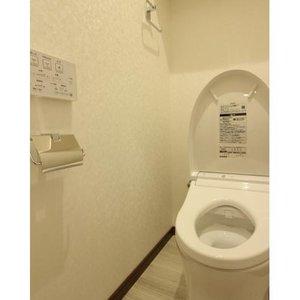 ドミール世田谷(2階,)のトイレ
