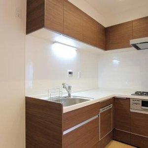 ドミール世田谷(2階,)のキッチン