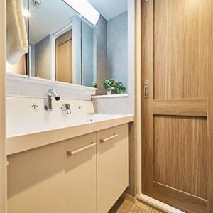 イースタンホームズ若林(2階,)の化粧室・脱衣所・洗面室