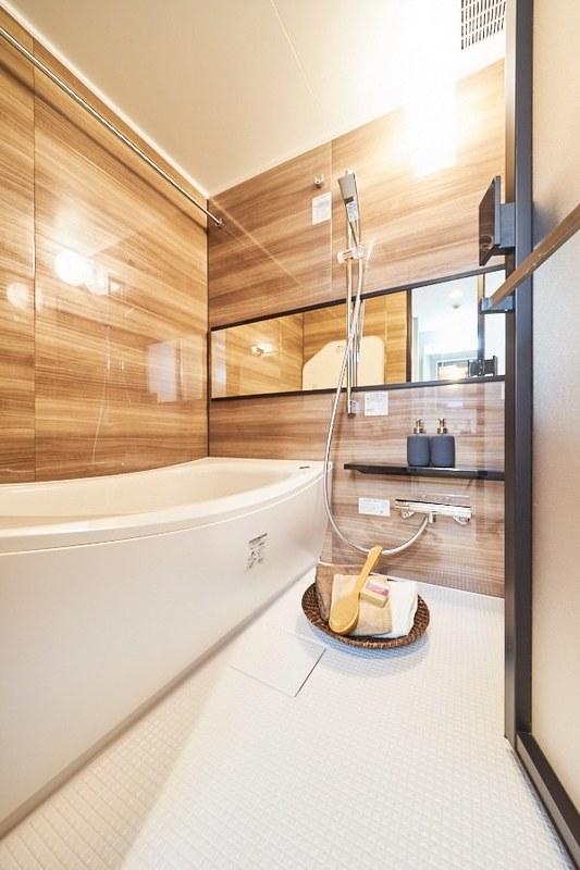 イースタンホームズ若林の浴室・お風呂1枚目