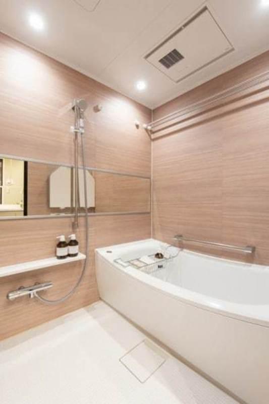代々木パークガーデンの浴室・お風呂1枚目
