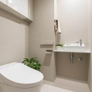 代々木パークガーデン(2階,)のトイレ