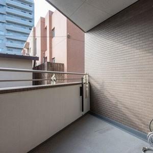 代々木パークガーデン(2階,)のバルコニー