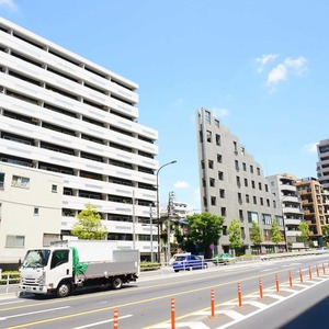 NK渋谷コータースの外観