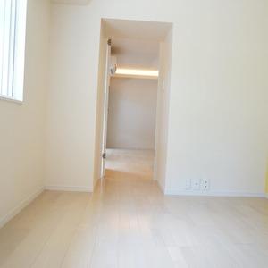 NK渋谷コータース(2階,3480万円)の洋室