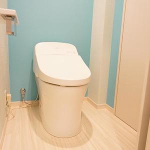 NK渋谷コータース(2階,3480万円)のトイレ
