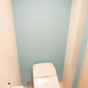NK渋谷コータース(2階,)のトイレ