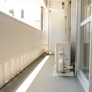 NK渋谷コータース(2階,3480万円)のバルコニー
