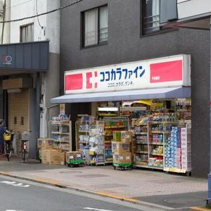 グラントレゾール浅草の周辺の食品スーパー、コンビニなどのお買い物