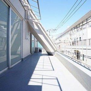 ハイツ太子堂(3階,)のバルコニー
