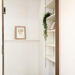 セレニティ参宮橋(2階,4980万円)のお部屋の玄関