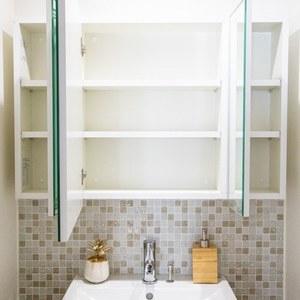 セレニティ参宮橋(2階,4980万円)の化粧室・脱衣所・洗面室