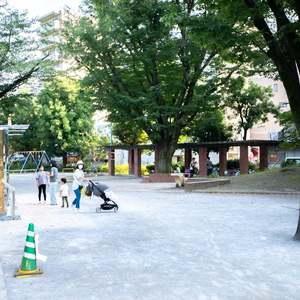 セレニティ参宮橋の近くの公園・緑地