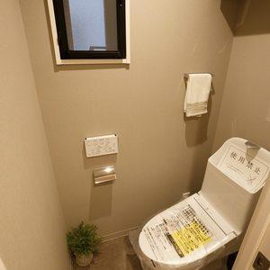 ガーデンホーム落合ヒルズ(1階,6199万円)のトイレ