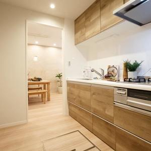 ガーデンホーム落合ヒルズ(1階,6199万円)のキッチン