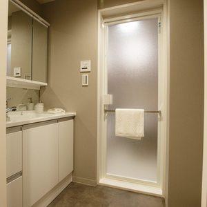 ガーデンホーム落合ヒルズ(1階,6199万円)の化粧室・脱衣所・洗面室