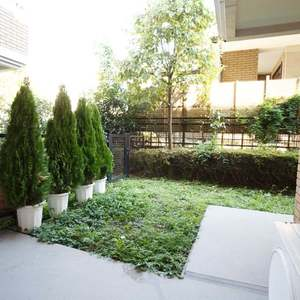 ガーデンホーム落合ヒルズ(1階,6199万円)の専用庭