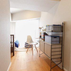 目白が丘マンション(5階,4980万円)の洋室(2)