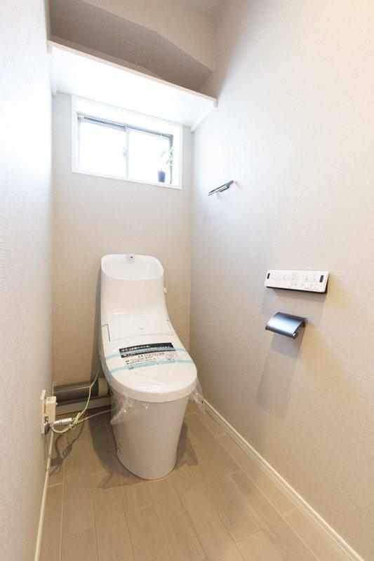 目白が丘マンション4980万円のトイレ1枚目