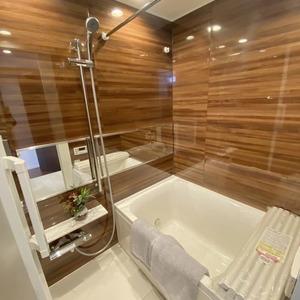 クレストフォルム代々木上原(4階,)の浴室・お風呂