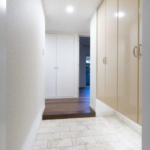 上野毛南パークホームズ(1階,4990万円)のお部屋の玄関