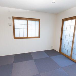 上野毛南パークホームズ(1階,4990万円)の和室