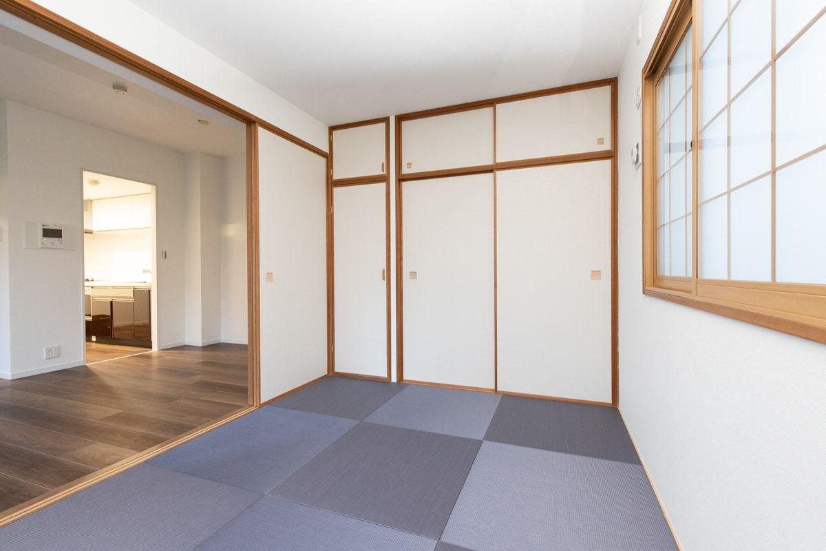 上野毛南パークホームズ(1階,4990万円)1枚目