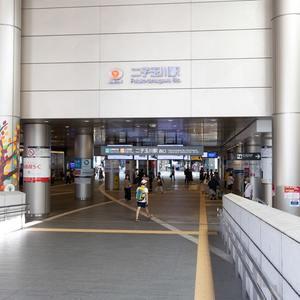上野毛南パークホームズの交通アクセス