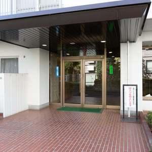 二子玉川ロイヤルマンションのマンションの入口・エントランス