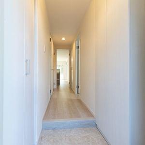 二子玉川ロイヤルマンション(1階,4580万円)のお部屋の玄関