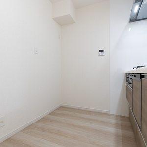 二子玉川ロイヤルマンション(1階,4580万円)のキッチン